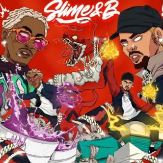 Chris Brown and Young Thug