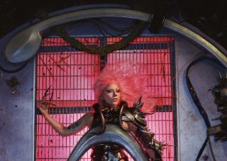 Lady Gaga and BlackPink