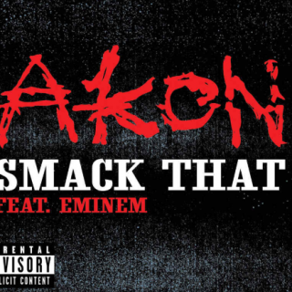 Smack That by Akon (ft. Eminem