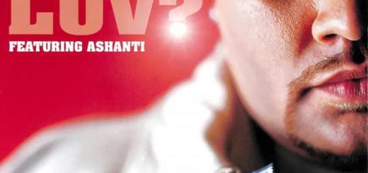 """What's Luv?"" by Fat Joe ft. Ashanti & Ja Rule"