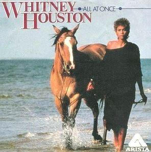 All at Once by Whitney Houston