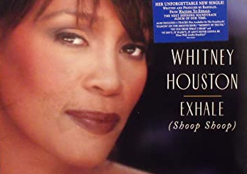 Exhale (Shoop Shoop) by Whitney Houston
