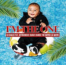 I'm The One by DJ Khaled (ft. Justin Bieber, Quavo, Chance the Rapper & Lil Wayne)