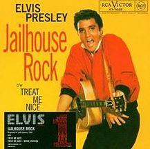 Jailhouse Rock by Elvis Presley