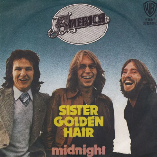 Sister Golden Hair by America
