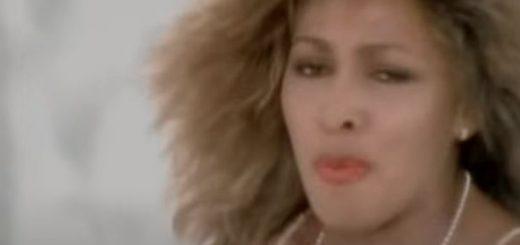 Steamy Windows by Tina Turner