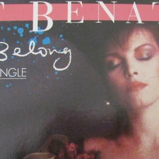 We Belong by Pat Benatar