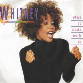 Where Do Broken Hearts Go by Whitney Houston