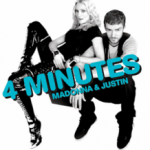 4 Minutes by Madonna and Justin Timberlake