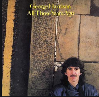 """All Those Years Ago"" by George Harrison"