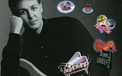 Ebony & Ivory by Paul McCartney (ft. Stevie Wonder)