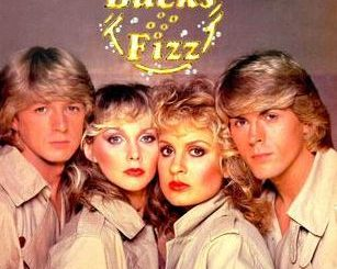 Making Your Mind Up by Bucks Fizz
