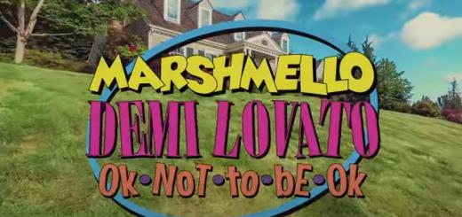 Demi Lovato and Marshmello