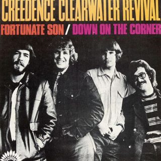 """""""Fortunate Son"""" by Creedence Clearwater Revival"""