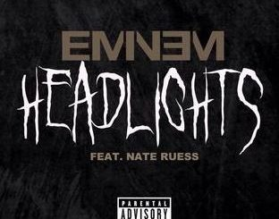 """Headlights"" by Eminem"