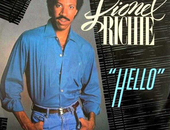 Hello by Lionel Richie