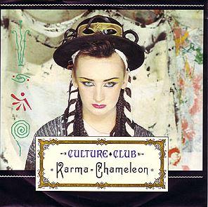 Karma Chameleon by Culture Club
