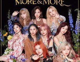 MORE & MORE by TWICE
