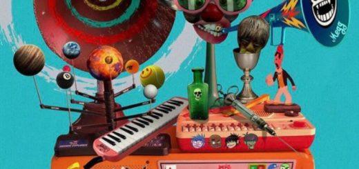 The Phantom by Gorillaz (ft. Elton John and 6LACK)