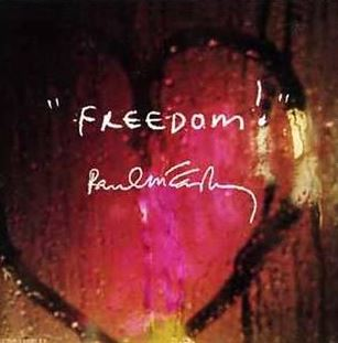 """Freedom"" by Paul McCartney"