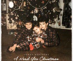 I Need You Christmas by Jonas Brothers