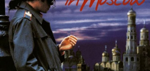 Stranger in Moscow by Michael Jackson
