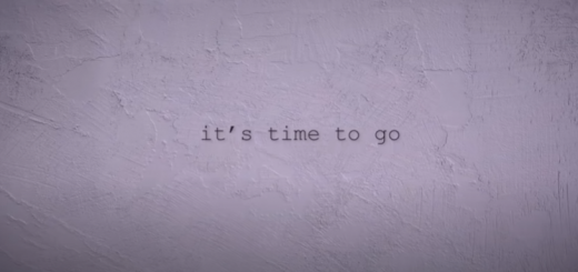 It's Time To Go