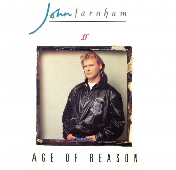 "John Farnham's ""Age of Reason"""