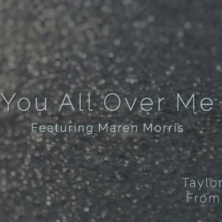 You All Over Me