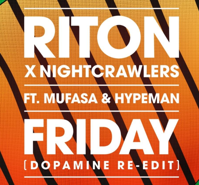 Friday by Riton