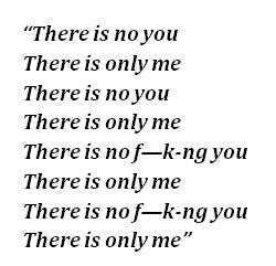 "Lyrics of ""Only"""