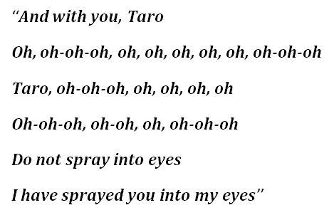 """""""Taro"""""""