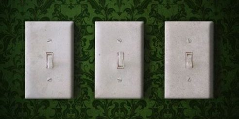 """""""Which Light Switch Is Which?"""""""