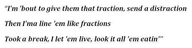 "Lyrics to ""Fractions"""