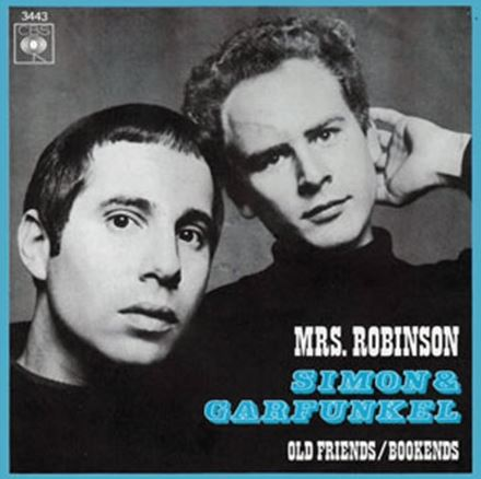 """Mrs. Robinson"""