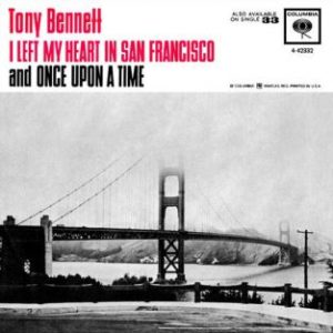 """I Left My Heart in San Francisco"""