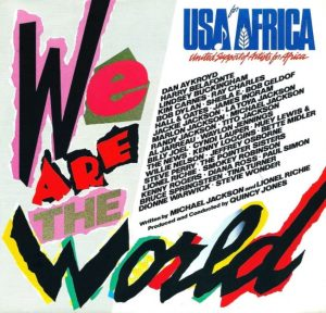 """""""We Are the World"""""""
