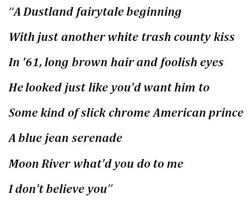 """""""A Dustland Fairytale"""""""