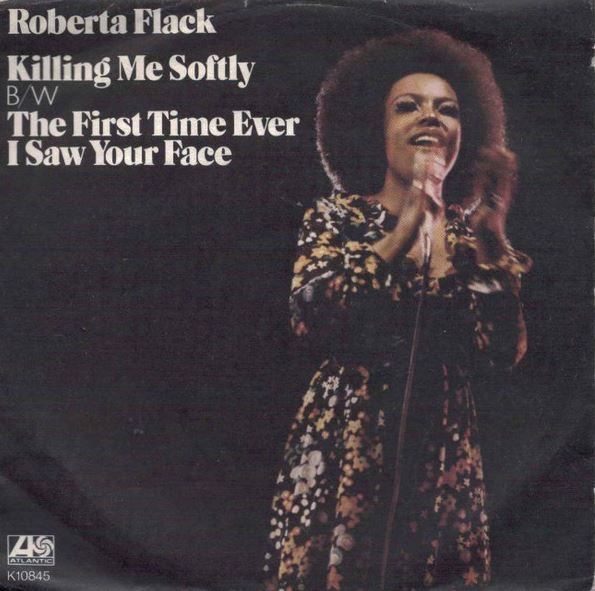 """Roberta Flack's """"The First Time Ever I Saw Your Face"""""""
