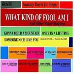 "Sammy Davis Jr.'s ""What Kind of Fool Am I?"""