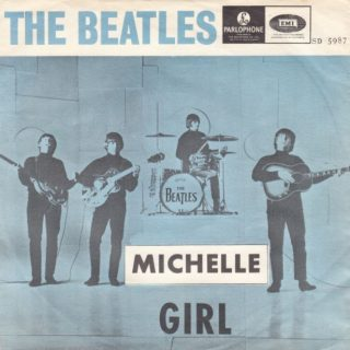 "The Beatles' ""Michelle"""