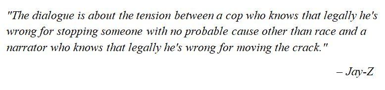 """Jay-Z explains """"99 Problems"""""""