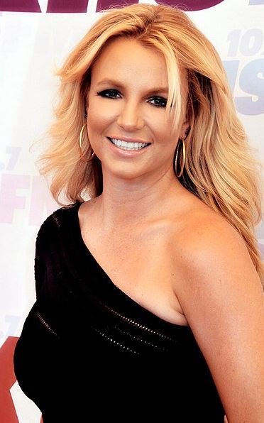 Singer and actress, Britney Spears