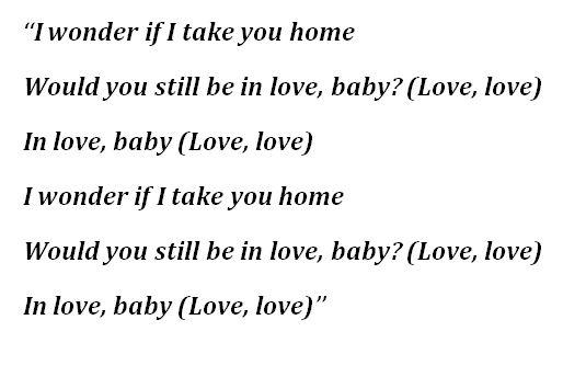 "Lyrics to ""Don't Phunk With My Heart"""