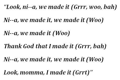 "Lyrics to ""Tell the Vision"" by Pop Smoke"