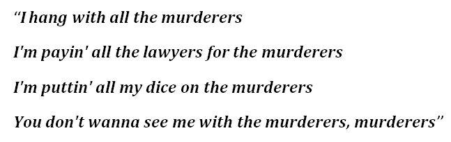 "Lyrics to Meek Mill's ""Sharing Locations"""
