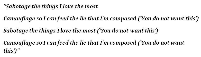 "Halsey, ""Whispers"" Lyrics"