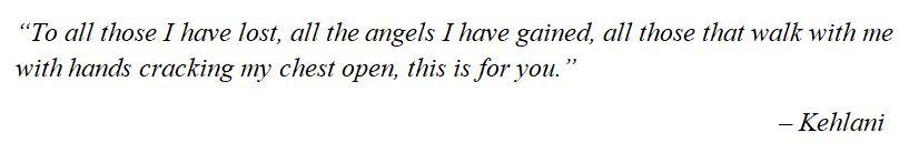 "Kehlani comments on ""Altar"""