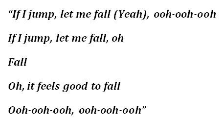 """Lyrics to """"Colors and Shapes"""""""