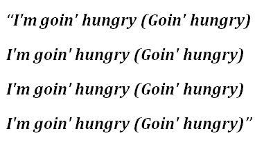 """Lyrics to Daughtry's """"Hunger Strike"""""""